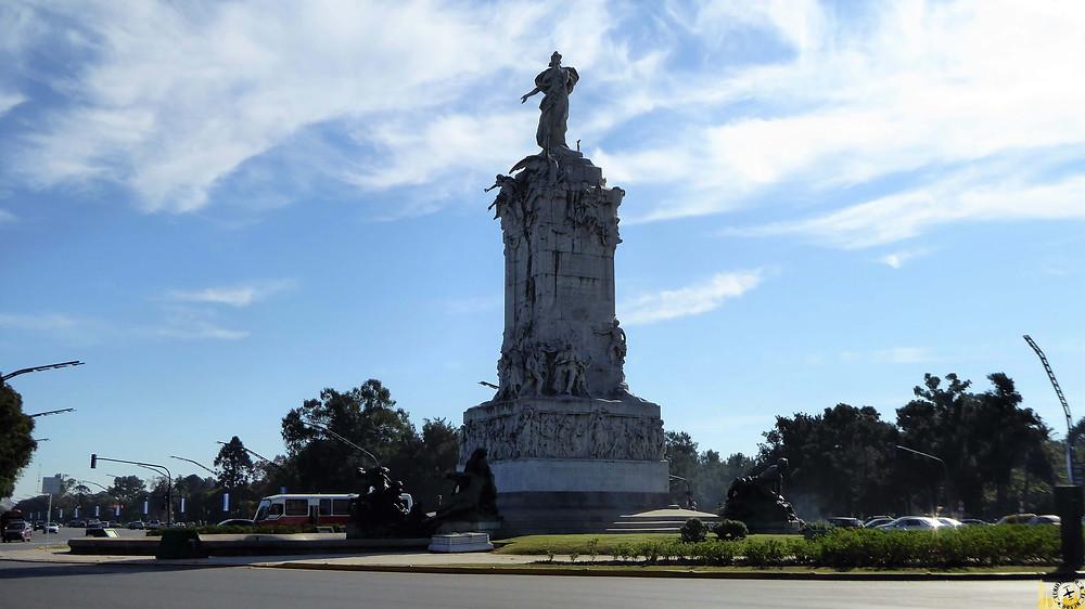 Monumento de los Españoles, Buenos Aires (Argentina)