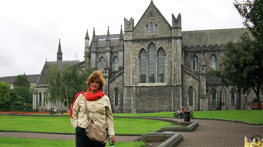 Catedral de San Patricio. Dublín (Irlanda)