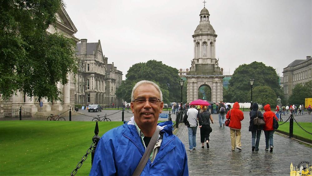 Trinity College. Dublín (Irlanda)