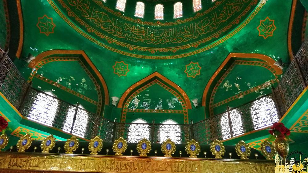 Mezquita de Bibi Hayab Bakú, Azerbaiyán