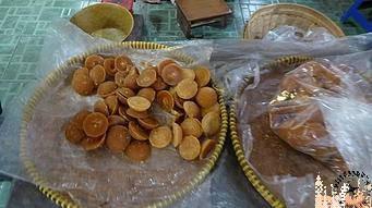 Productos de Kota Gede (Java)
