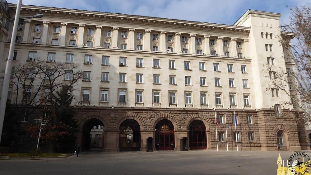 Palacio Presidencial (Sofía-Bulgaria)