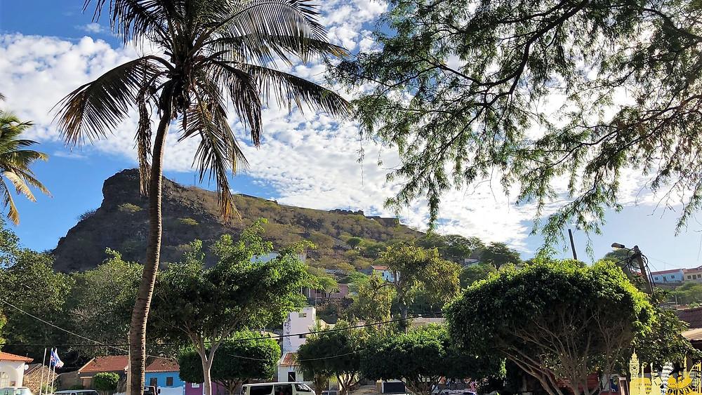 Isla de Santiago. Cabo Verde. Ciudade Velha