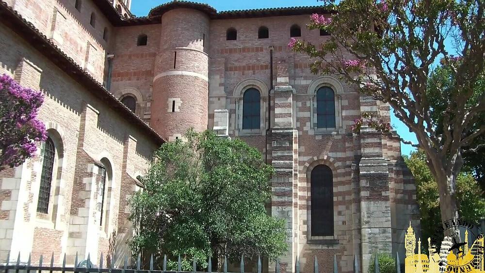 Basílica de Saint Sernin (Toulouse)