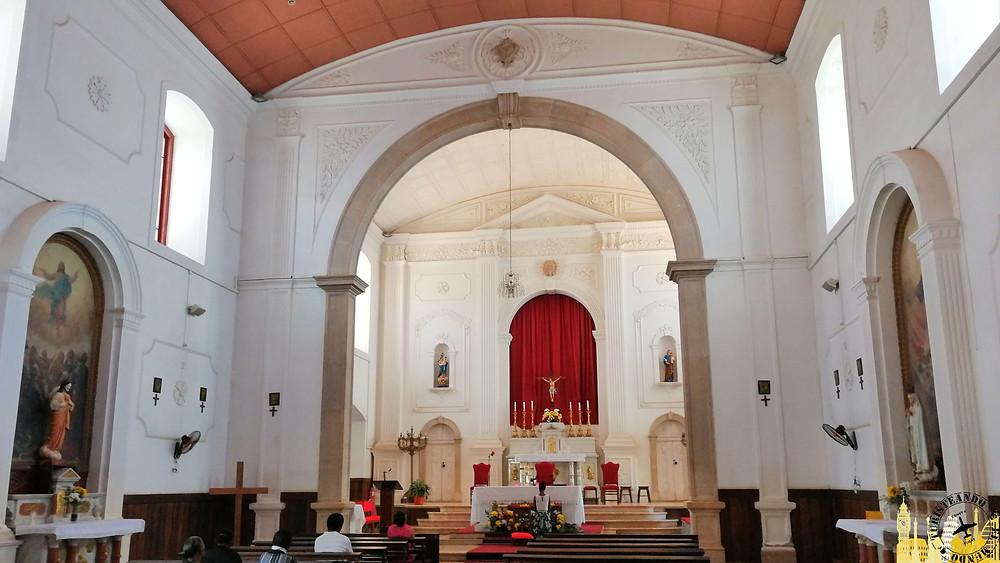 Praia. Isla de Santiago (Cabo Verde). Pro Catedral