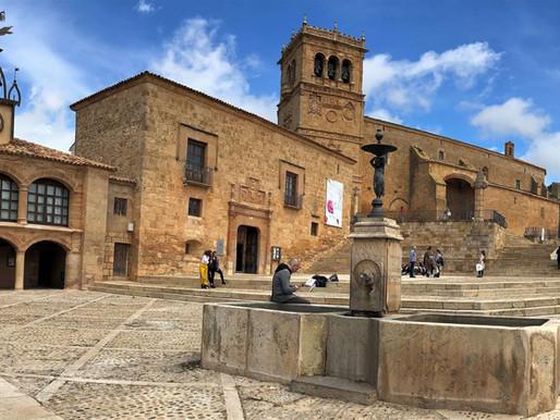 Morón de Almazán. Sorpresa castellana en Castilla y León (España)