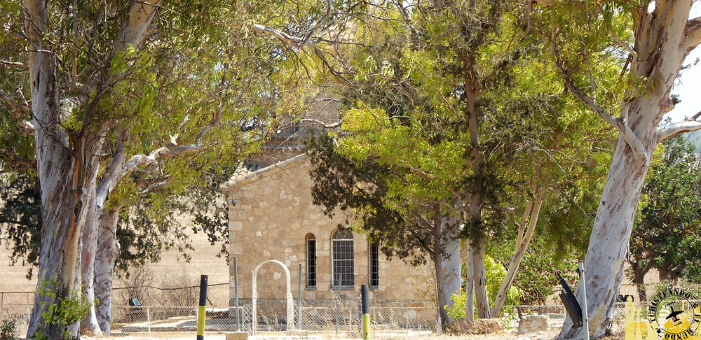 Iglesia de San Bernabé, Chipre del Norte