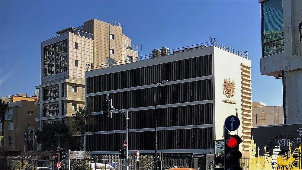 Ciudad Blanca. Tel Aviv (Israel)