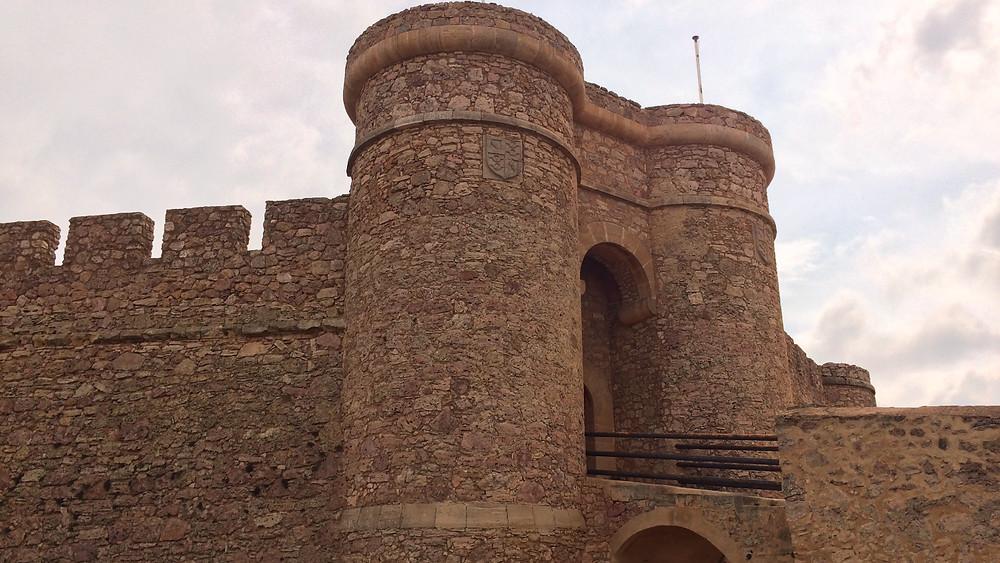 Castillo de Chinchilla (Albacete)