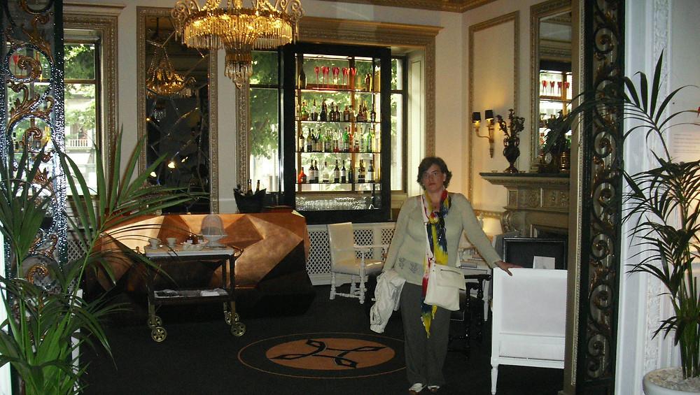 Hotel Infante Segres. Oporto (Portugal)