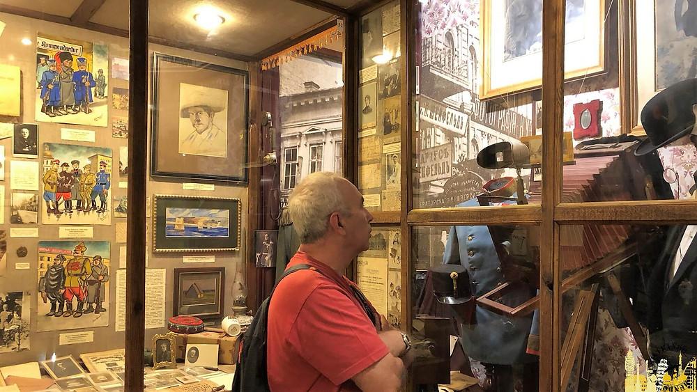 Museo de la Calle Andriivskiy, Kiev (Ucrania)