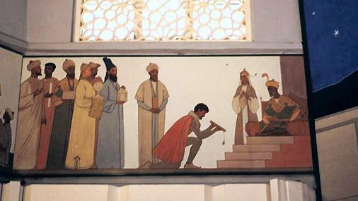El Marco Polo madrileño: Una historia que nos emocionó. Uzbekistán