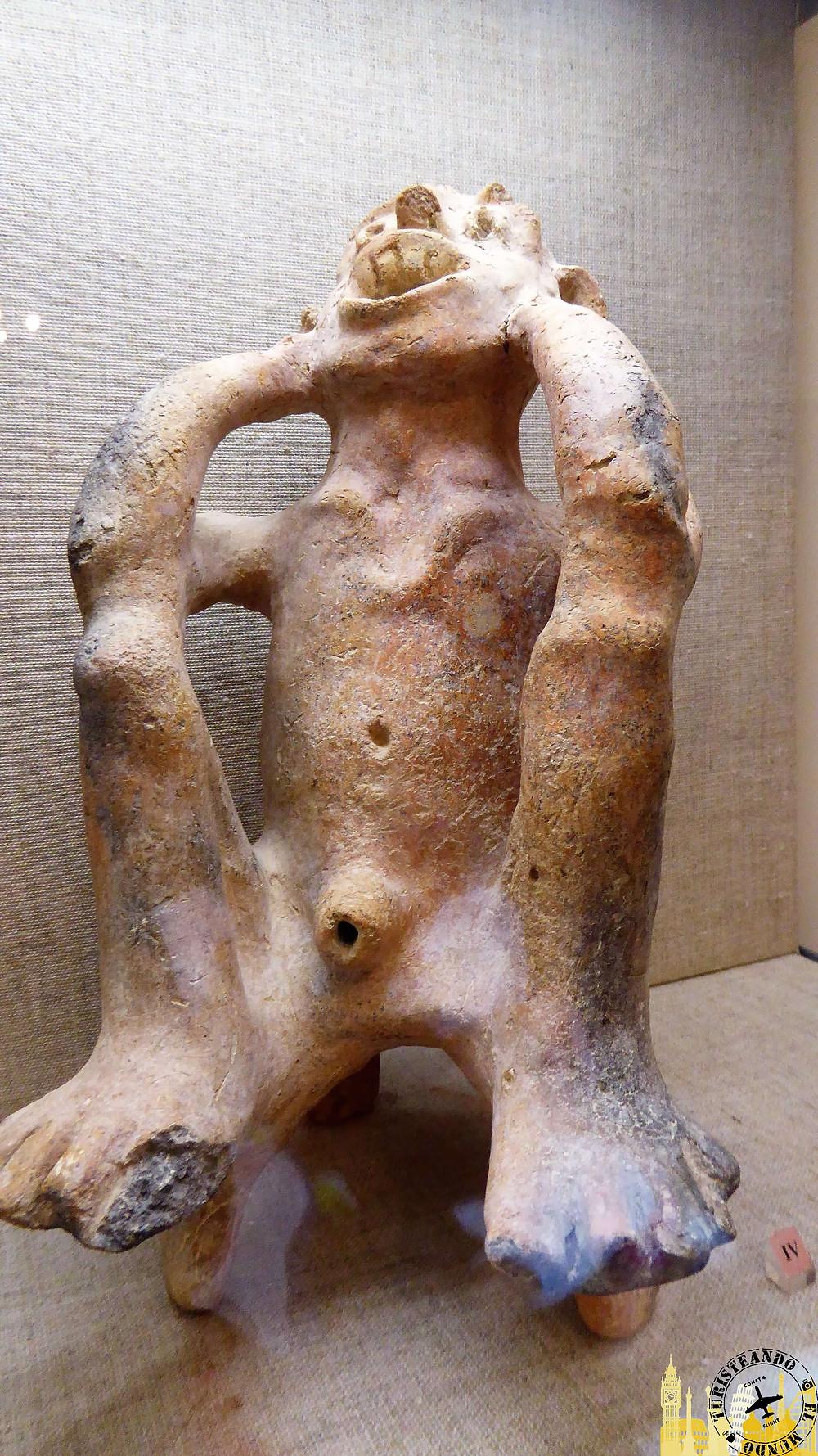 Museo Arqueológicos Pierides de Larnaca, Chipre