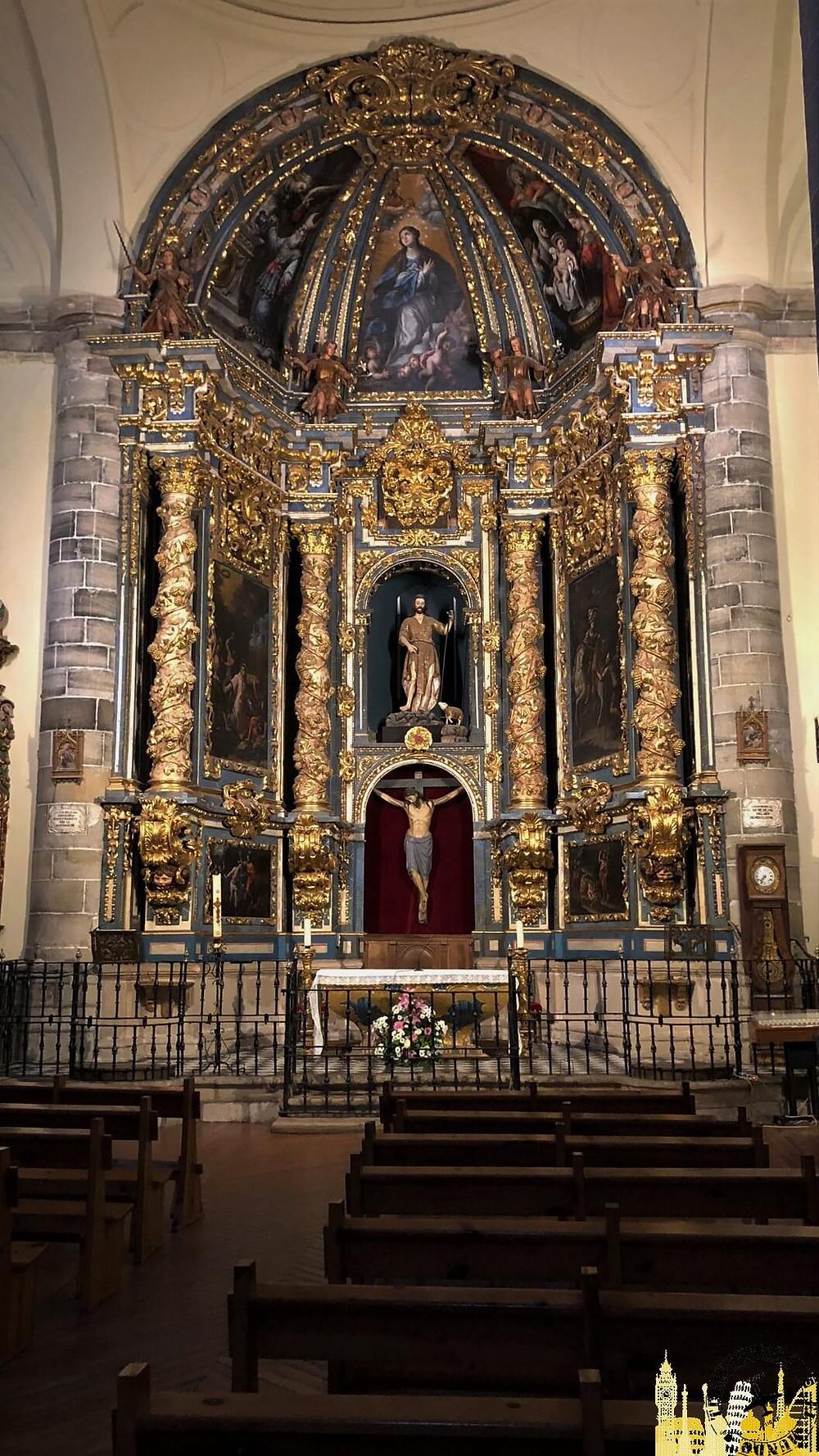 Iglesia de San Juan del Mercado (Atienza). Guadalajara (Castilla La Mancha