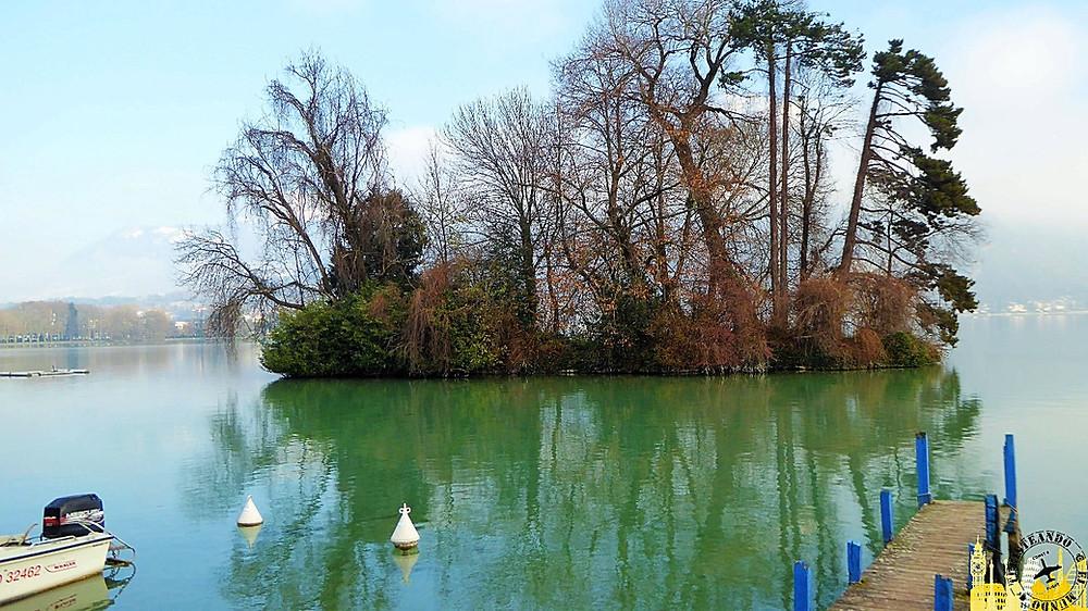 Lago de Annecy (Francia)