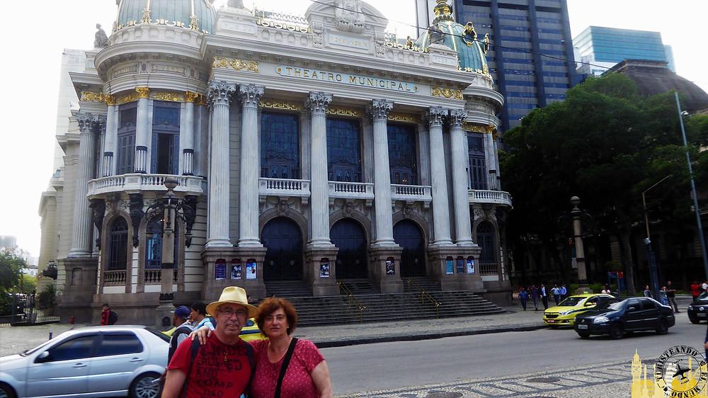 Teatro Municipal. Río de Janeiro (Brasil)