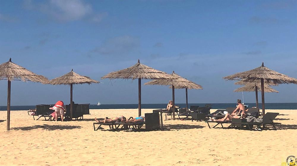 Cabo Verde. Alojamiento en resorts