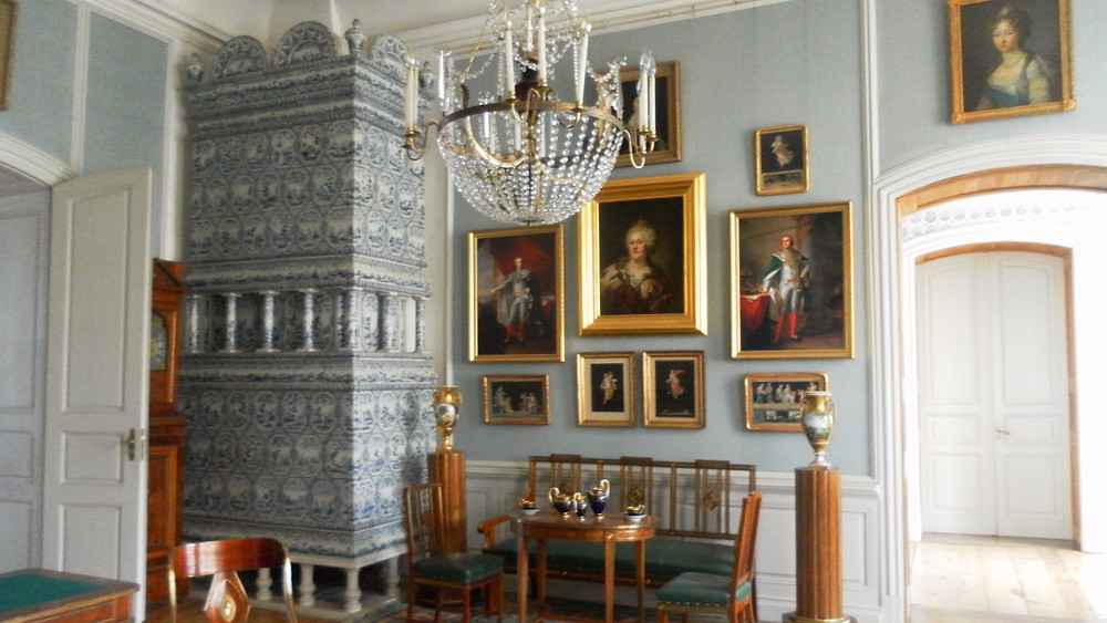 Palacio Rundale (Letonia)