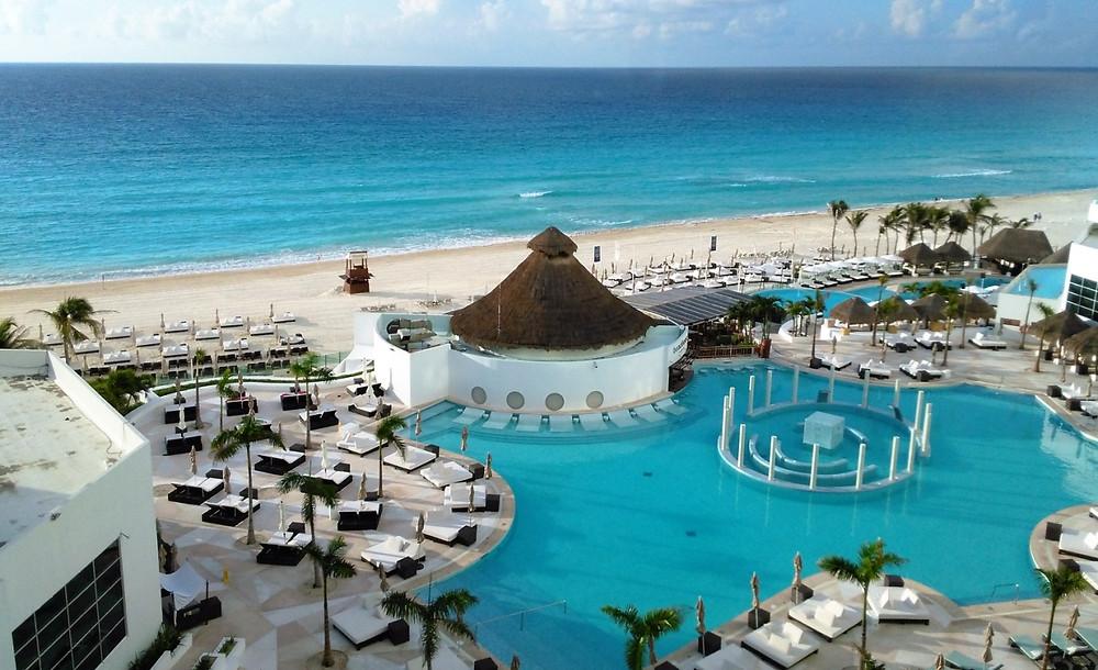 Hotel Me Meliá Cancún (México)