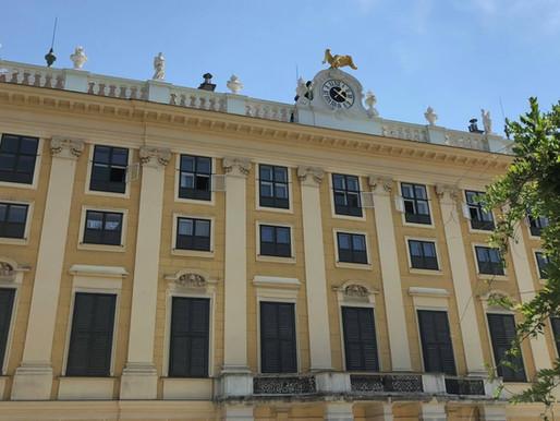 Palacio y jardines de Schönbrunn en Viena (Unesco). Austria.
