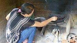 Preparación café Luwak