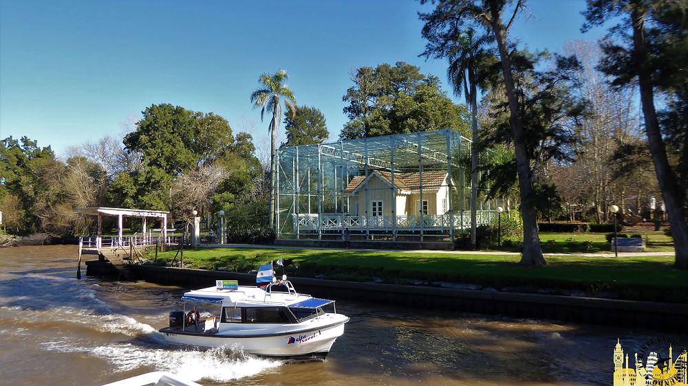 Museo casa Domingo Sarmiento. Tigre (Argentina)