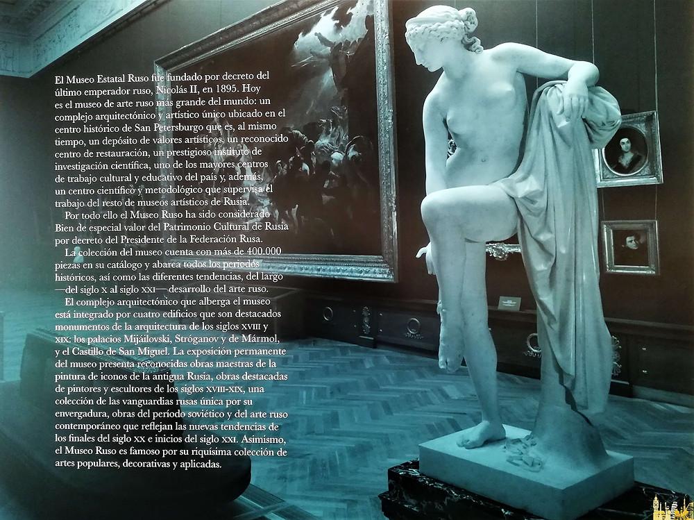 Museo Ruso de San Petersburgo en Málaga, España