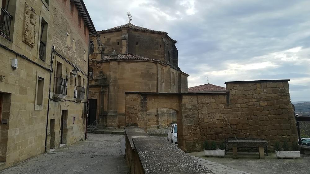 Ermita del Santo Cristo de los Remedios. Briones (La Rioja)