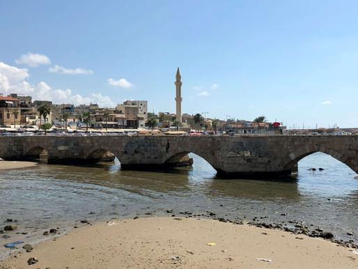 Sidón o Saida y su centro histórico (Unesco). Líbano