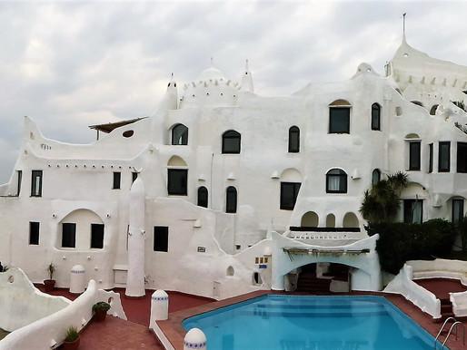 Piriápolis, Casa Pueblo y Punta del Este (Uruguay).