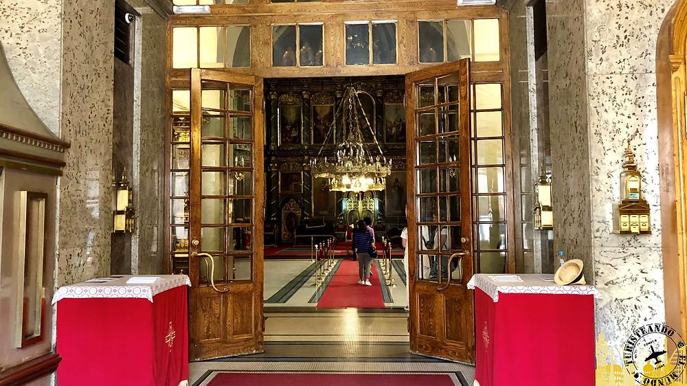 Iglesia Catedral de San Miguel Arcángel, Belgrado