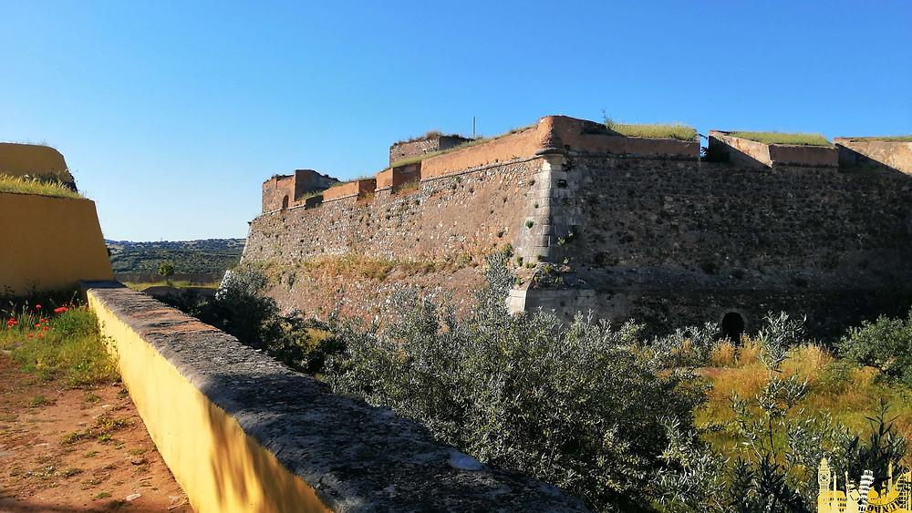 Murallas y fortificaciones de Elvas