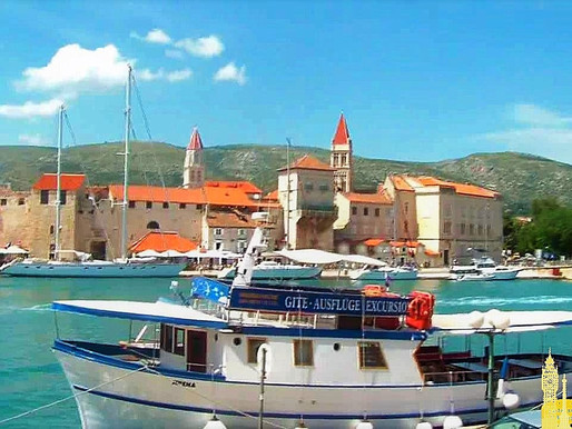 Trogir (UNESCO), la ciudad medieval más antigua del Adriático.