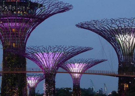 Singapur, ciudad para el futuro