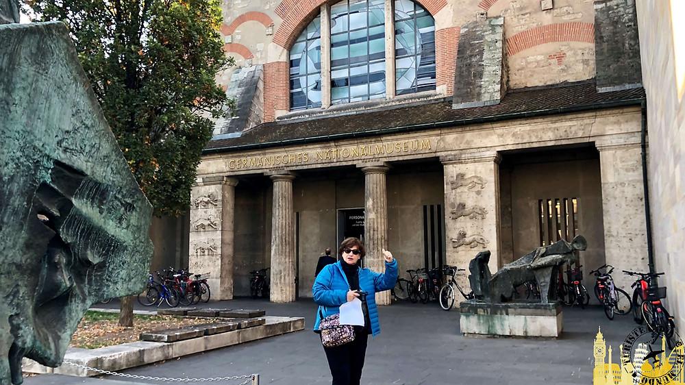 Nüremberg (Alemania). Museo Nacional Germánico