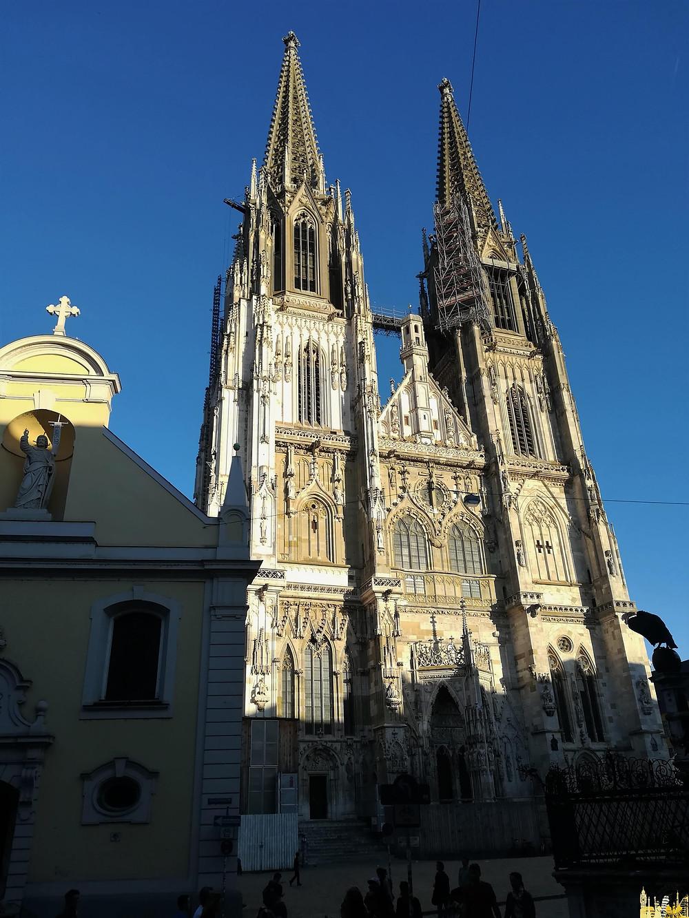 Ratisbona (Alemania). Catedral de San Pedro