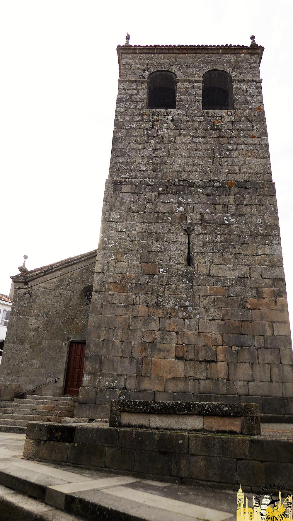 Iglesia de San Pedro de Allariz (Ourense-España)