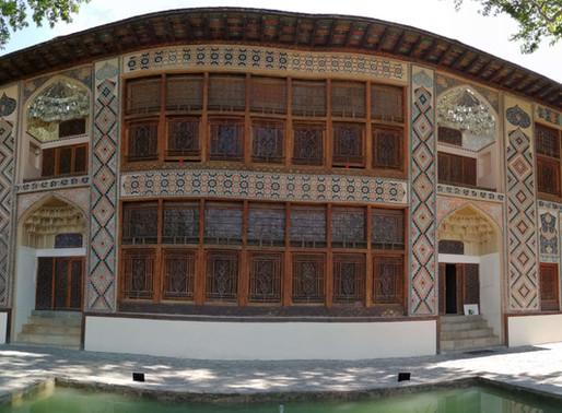 Sheki y la Ruta de la Seda (Unesco). Azerbaiyán