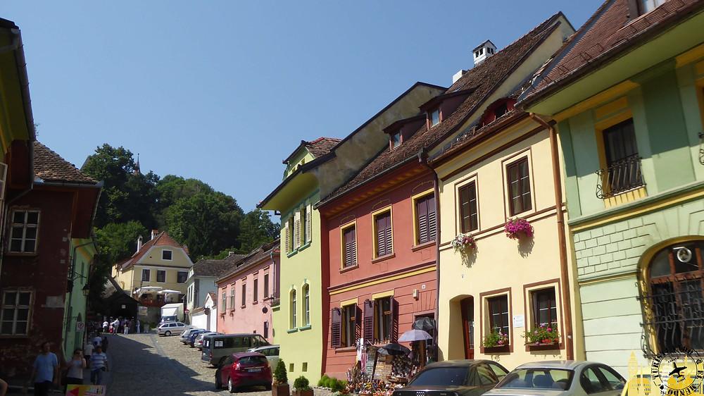 Sighisoara, Transilvania (Rumanía)