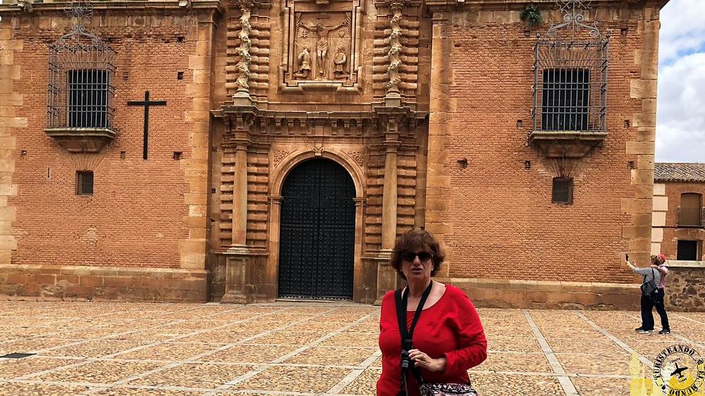 Iglesia del Santísimo Cristo del Valle. San Carlos del Valle. Castilla La Mancha