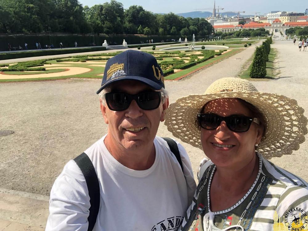 Palacios y jardines Belvedere (Viena)