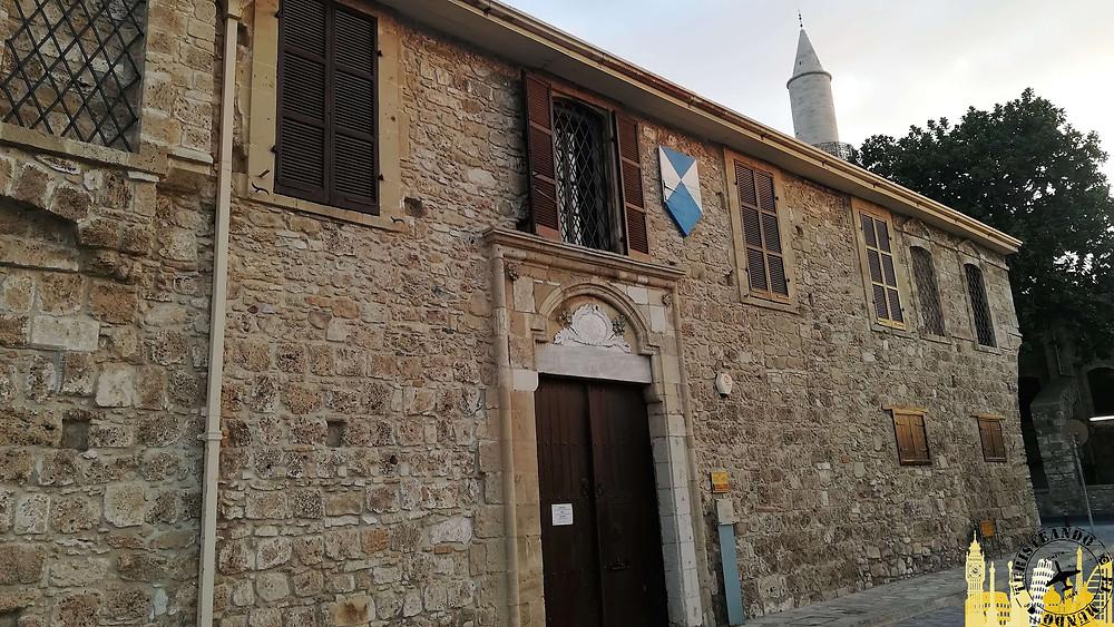 Fuerte de Larnaca, Chipre