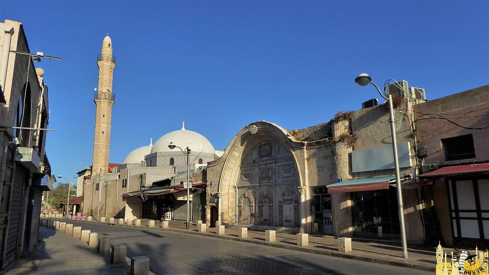 Jaffa. Tel Aviv (Israel).Mezquita Mahmudiva
