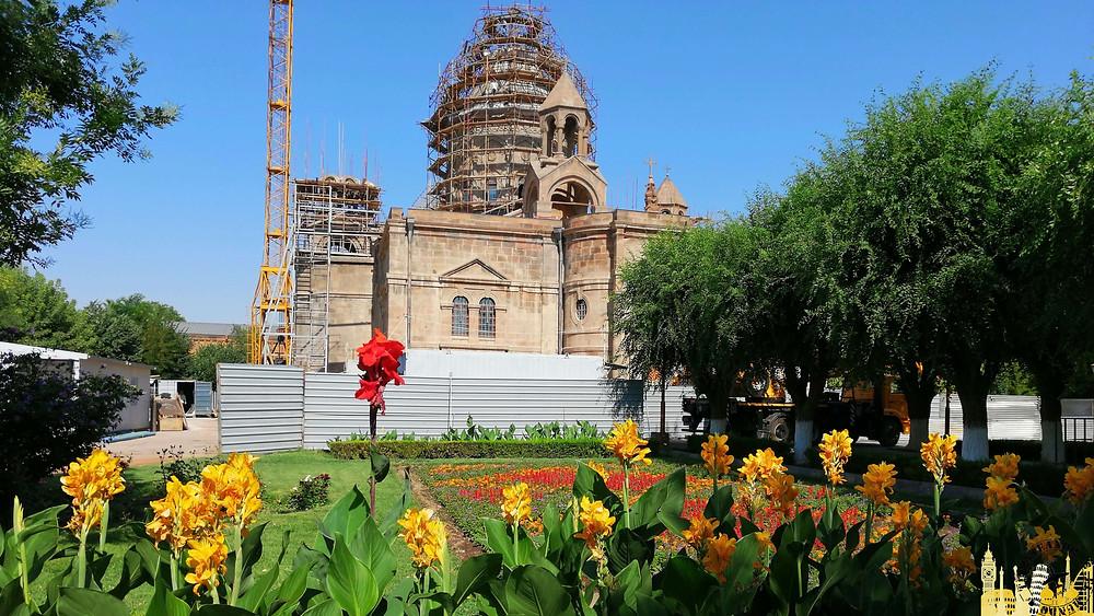 Catedral Echmiadzin (Armenia)