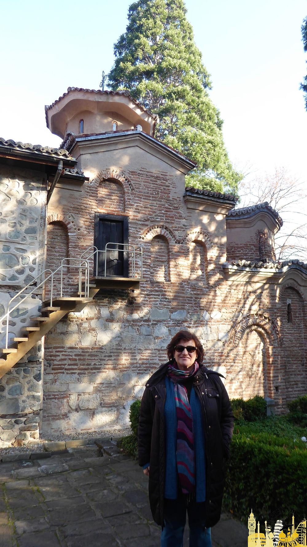 Iglesia de Boyana (Bulgaria)