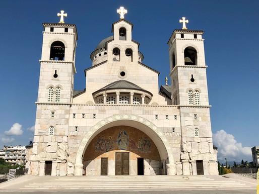 Qué ver en Podgorica, la capital montenegrina.