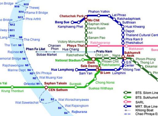 Preparación viaje Sudeste Asiático. Bangkok en 3 días.