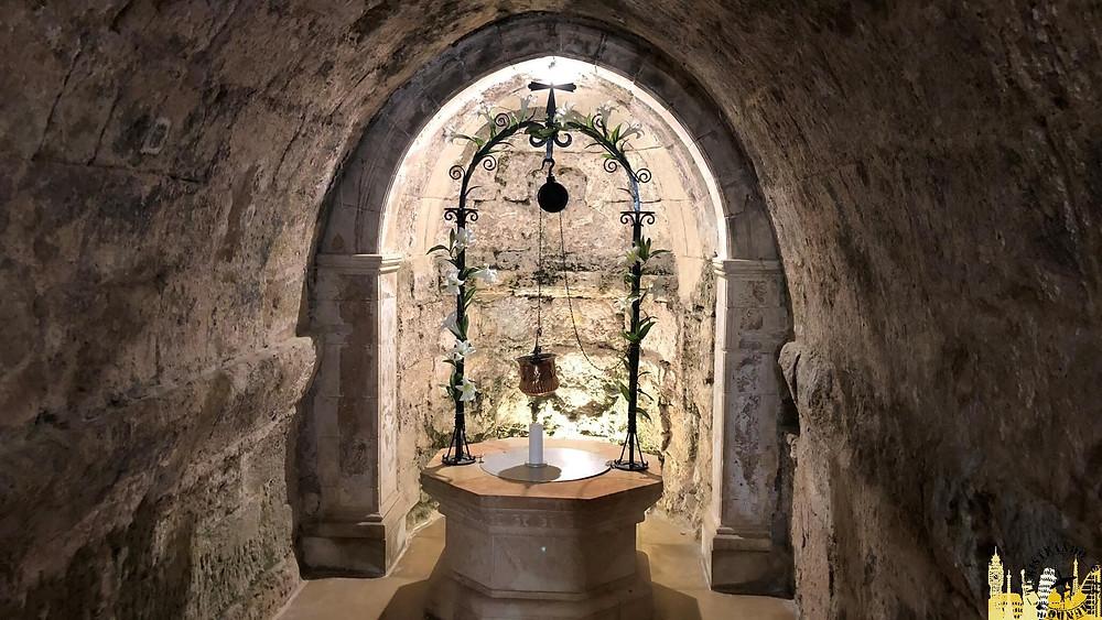 Cueva San Juan Bautista, Ein Karem (Israel)