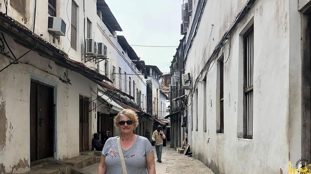 Calles de Stone Town