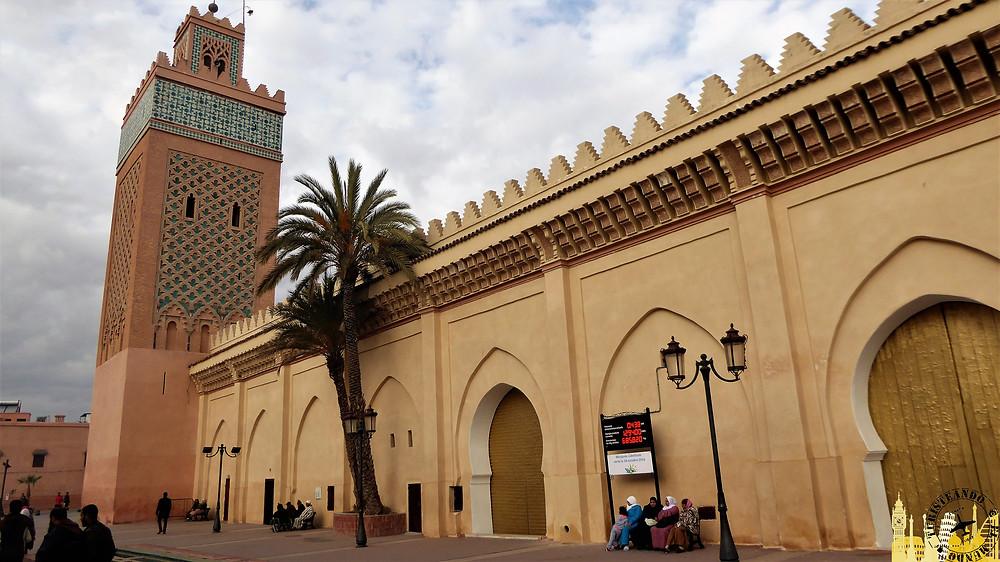 Mezquita Mulay Al Yazid, Marrakech (Marruecos)